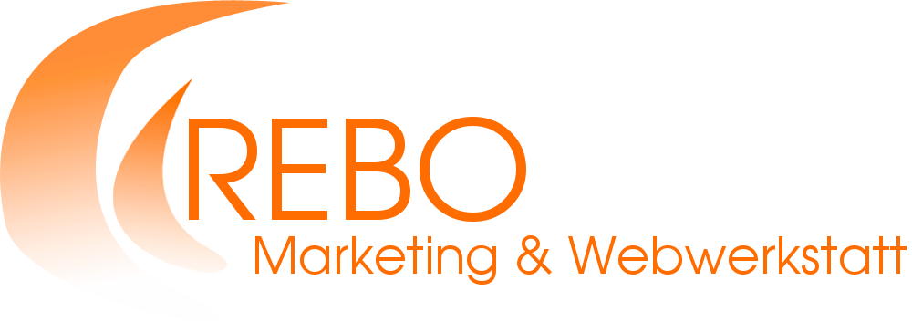 Logo Rebo Marketing und Webwerkstatt